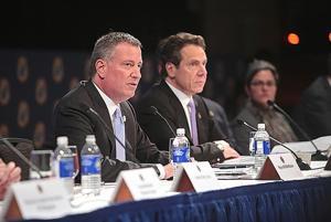 Blaz, WFP jolt NY Sen. races; help IDC Dems 1