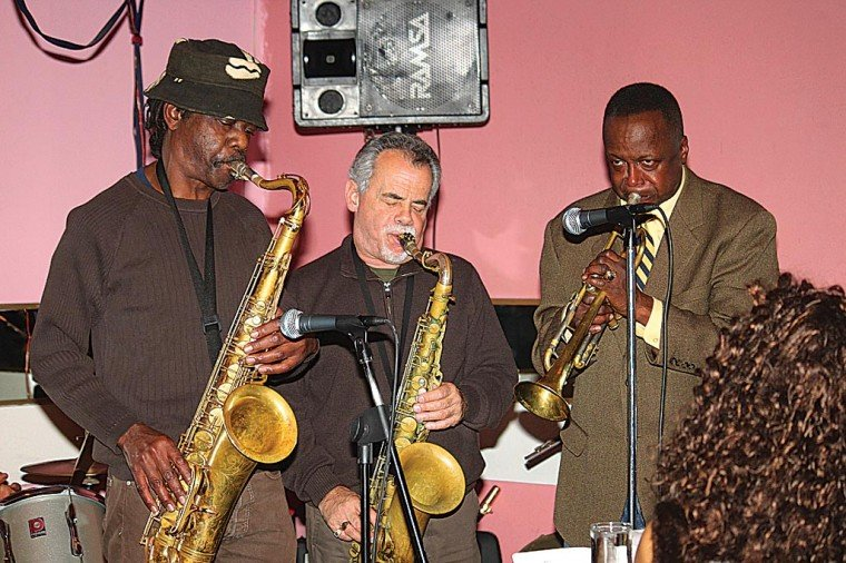 Keeping jazz alive at the Proper Cafe 1