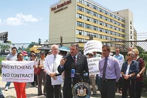 Pan Am shelter deal finally registered 1