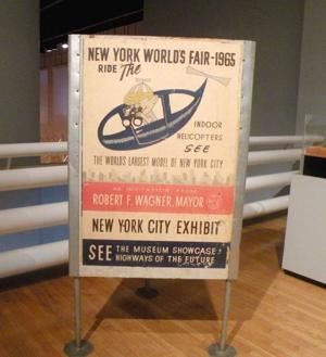 Memorabilia and more at museum 2
