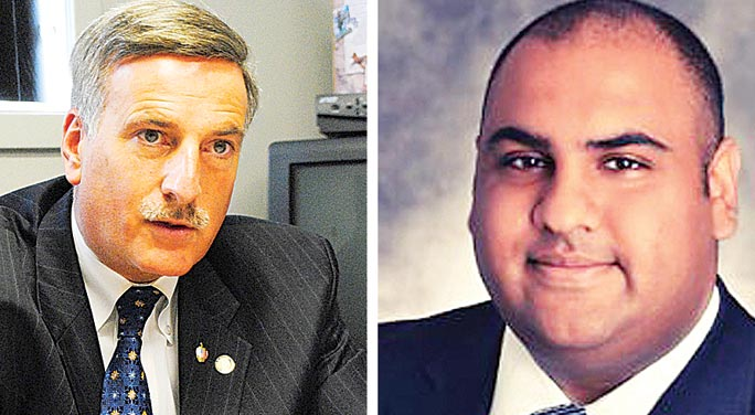 Two of three groups didn't endorse Weprin 1