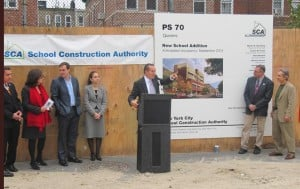 PS 70 in Astoria gains a gym 1