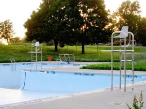 Ft. Totten Pool may not open this year 1