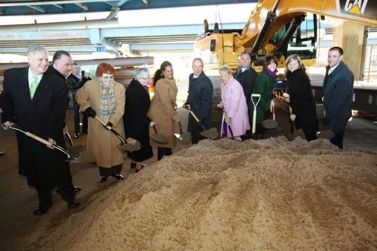 North Queens: City breaks ground in Willets Point