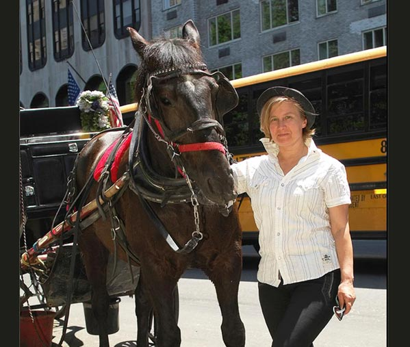 Meet the Central Park carriage drivers 1