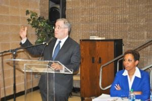 Stringer touts fast start at Board 12 1