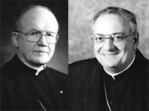 Bishop's Resignation Accepted; DiMarzio Named As Successor