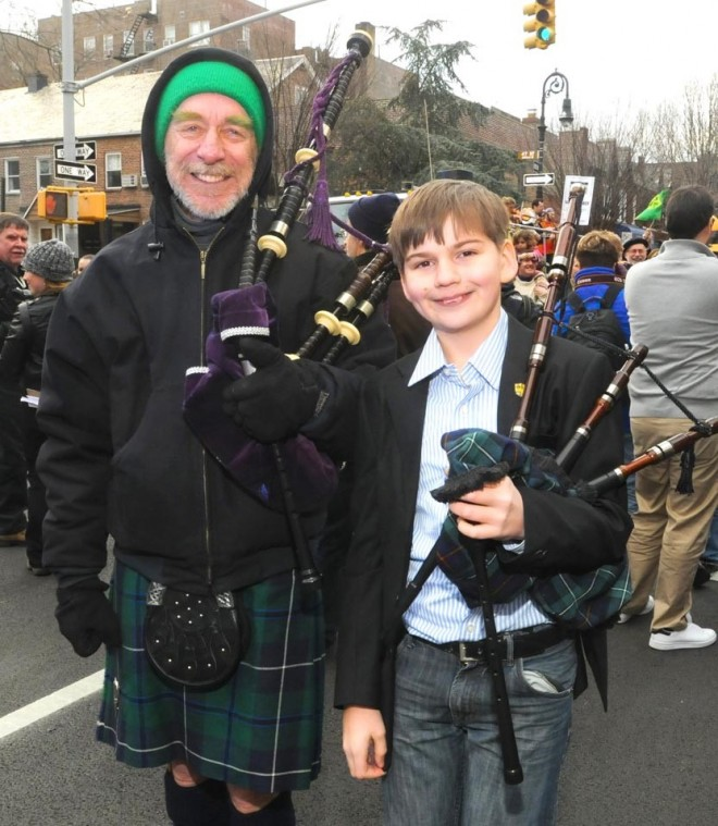 St. Pats for All Parade in Sunnyside