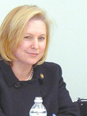 Turner seeks GOP nod vs. Gillibrand 3