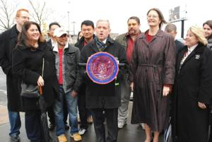 Councilman Jimmy Van Bramer announces new short-term spots