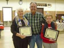 OTCA honors volunteers