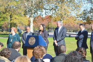 Concerns voiced over park alliance 1
