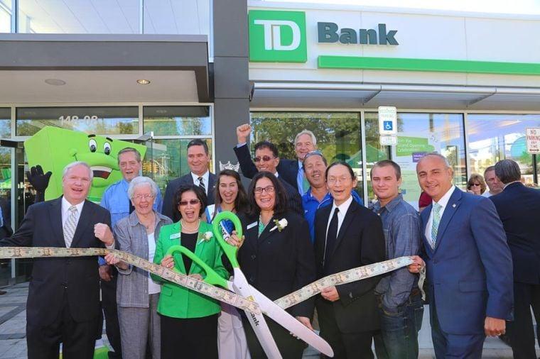 TD Bank opens in Whitestone 1