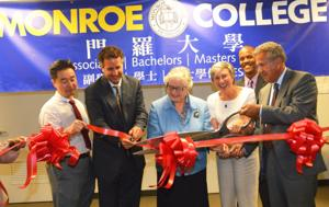 Monroe launches undergrad courses 1