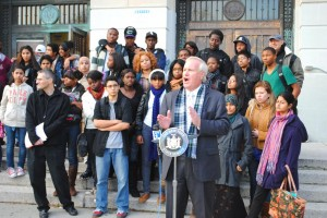 City turned its back on Jamaica HS — students 1