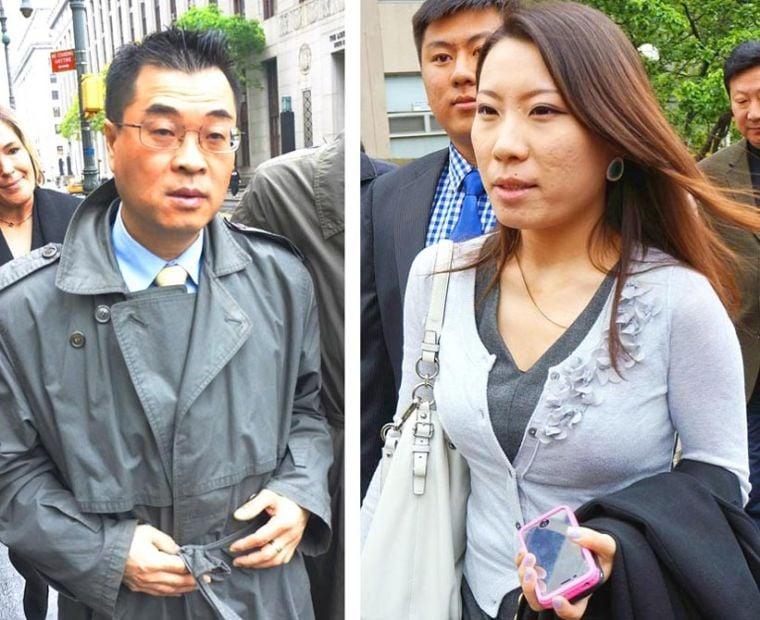 Liu campaign workers sentenced 1