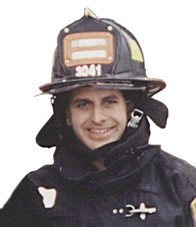 Santora, firefighter, dies in 9/11 attacks 1