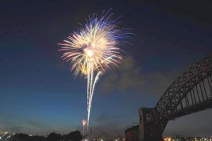 Astoria celebrates independence