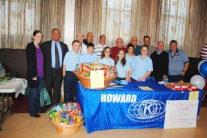 St. Helen and Kiwanis Club hold health fair 1