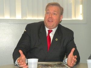 Northeast Queens: Republican Dan Halloran runs for Congress