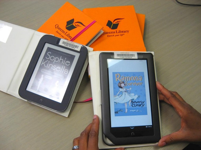 Jamaica library now lending out e-readers 2