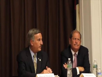 Highlights from the Turner-Weprin debate I
