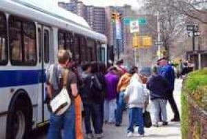 Bus, subway service cuts slam borough