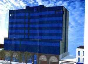 Astoria board backs medical building 2