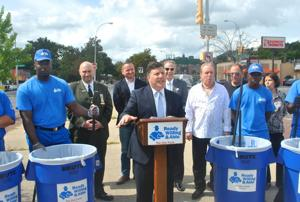 Cleanups on the way to Eastern Queens 1