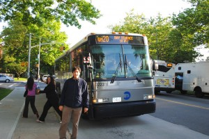 QM20 riders seek downtown service 1