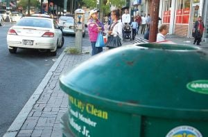 Astoria wants public bins emptied often 1