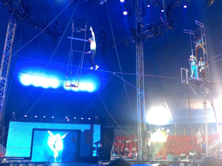 More than clowns and elephants, this circus has soul 1