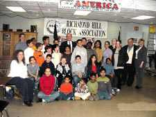 Richmond Hill Block Association Keeps Kids Busy During Vacation