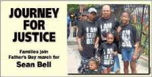 Bell Remembered In Father's March