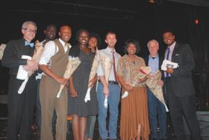 Queens College draws Rita Dove with theater 2