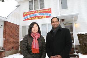 Rehabilitation center opens 1