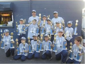 Wee World Series Champs 1