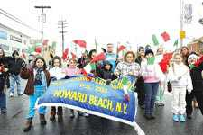 Howard Beach: a small-town vibe