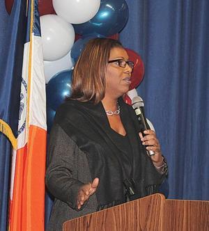 The public advocate's agenda for Queens 1