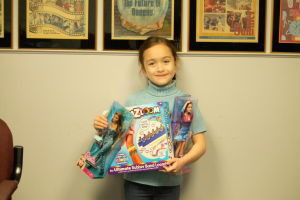 Chronicle toy drive a huge success