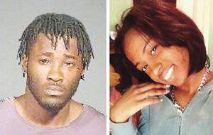 D'aja Robinson slay suspect arrested 1