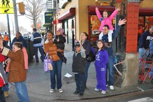 Woodhaven Xmas parade 55101