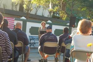 Woodside commemorates 9/11 victims