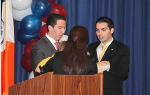 Eric Ulrich inauguration a bipartisan affair2