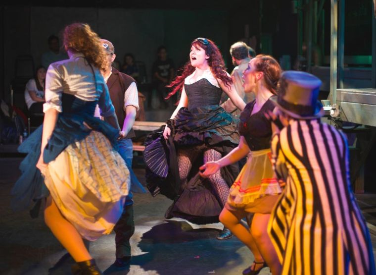 Oliver, glorious, Oliver! Secret production a smash hit 2