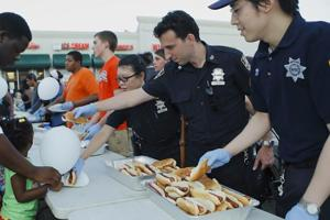 Police host Night Out Against Crime 1