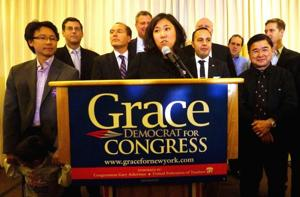 Grace Meng defeats Dan Halloran for 6th CD 1