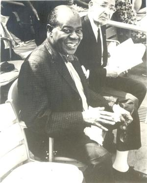 Louis Armstrong, the baseball fan 2