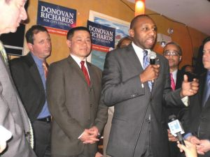 Donovan Richards, Pesach Osina down to the wire in 31st District election 1