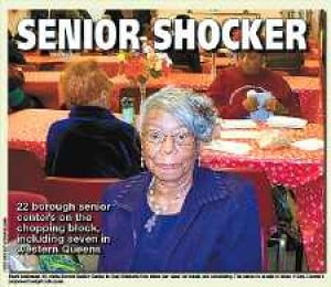 Seven area senior centers may close